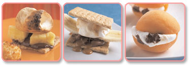 Three S'mores